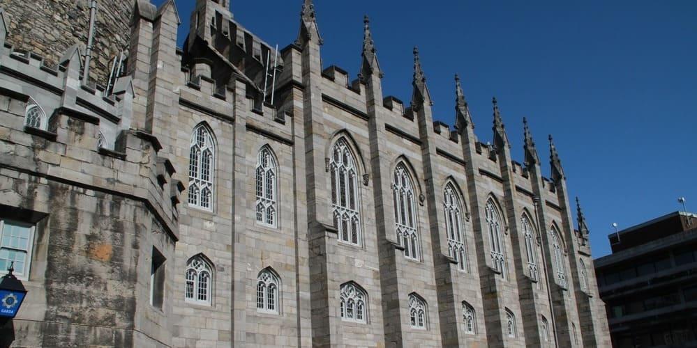 Castillo de Dublín, un imprescindible de tu itinerario de viaje de 4 días