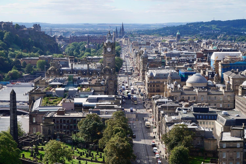 ¿Qué ver en Edimburgo en 1 día? Visitas Imprescindibles
