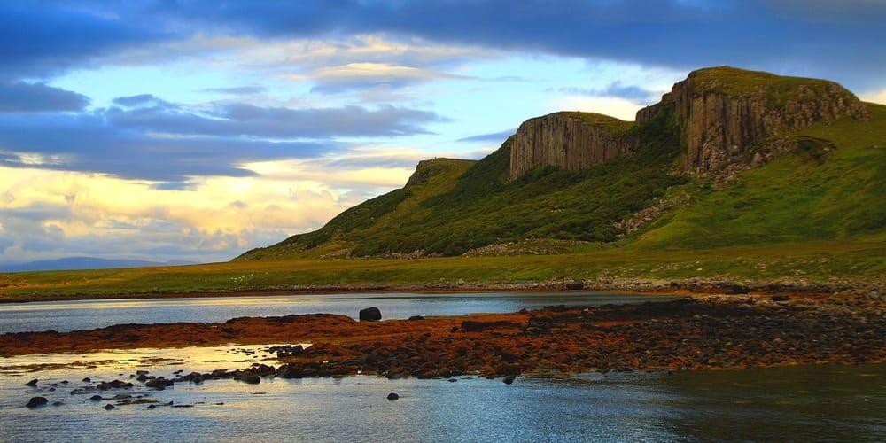 Excursión desde Edimburgo a la Isla de Skye
