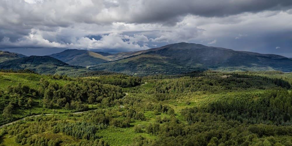 Qué ver en Escocia: Parque Nacional Loch Lomond y The Trossachs