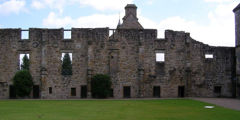 Castillo de un pueblo escocés - conoce su historia