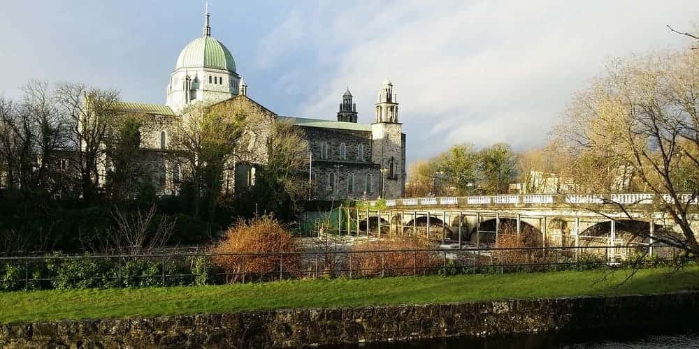 La catedral de Galway, un imprescindible de la ciudad bohemia de Irlanda