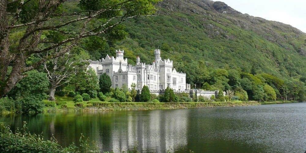 Qué ver en Galway - la Abadía de Kylemore