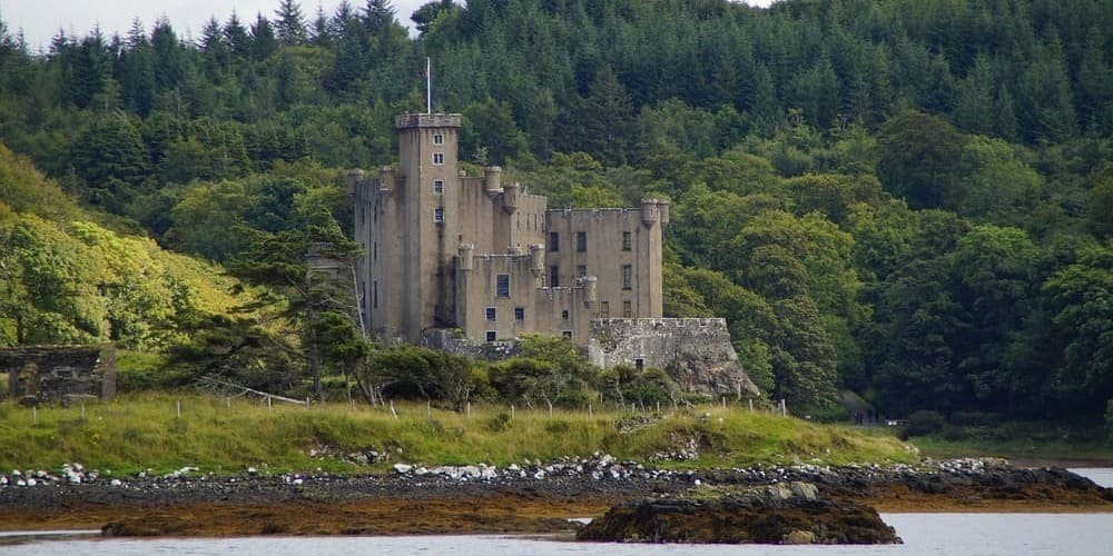 El castillo de Dunvegan es lo mejor de la Isla de Skye que hay que ver