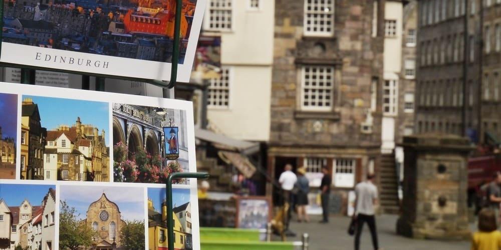 Mejores pubs de Royal Mile en Edimburgo