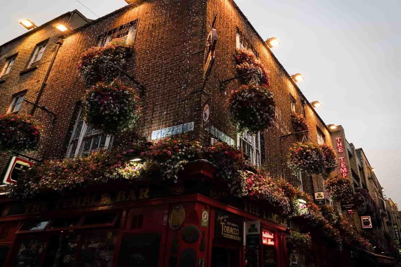 ¿Qué ver en el Temple Bar en Dublín?