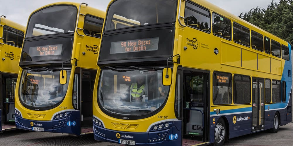 Transporte de Dublín: bus