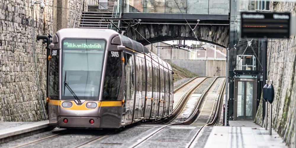 Precio del tranvía de la capital de Irlanda