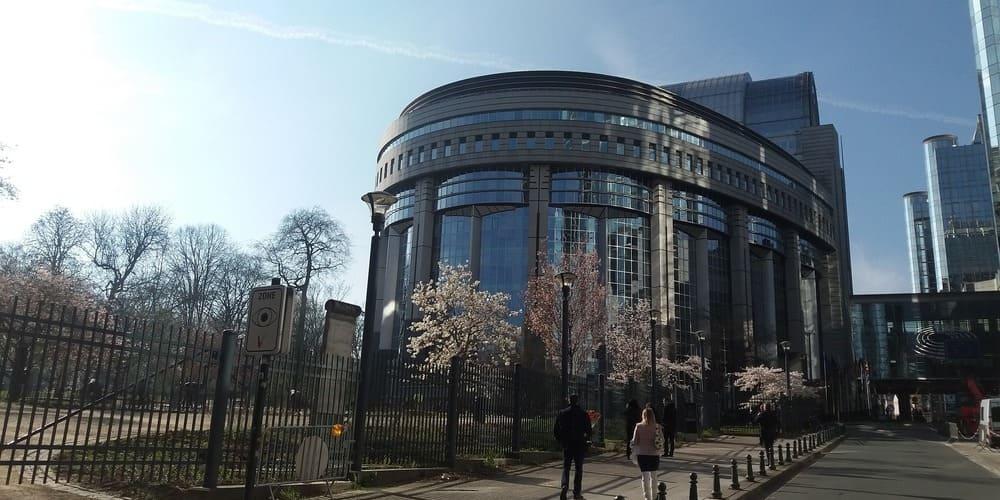 Horario y dirección del Parlamento Europeo de Bruselas