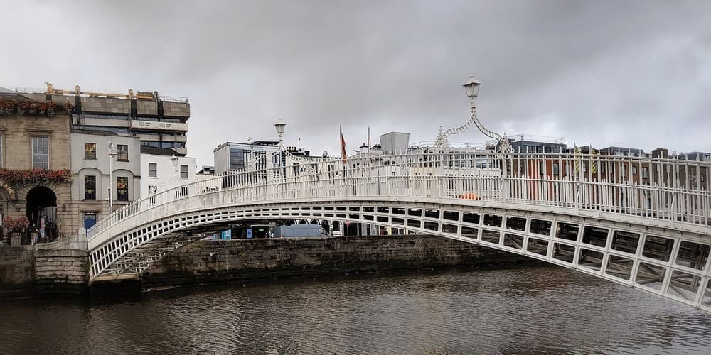 Distritos de Dublín más céntricos y mejor conectados