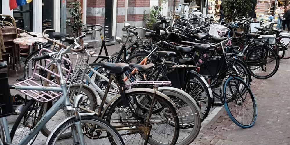 Alquiler de bicicletas en Ámsterdam: precio y mejores lugares