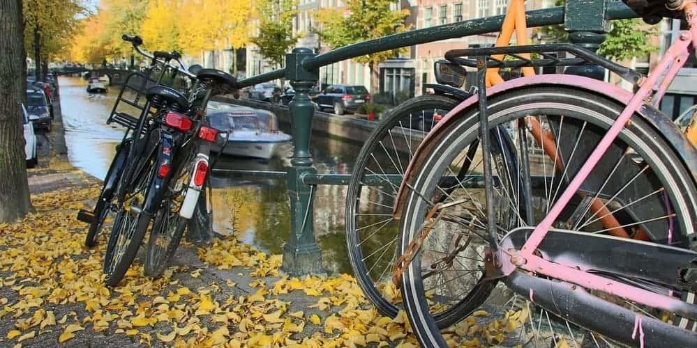 Ámsterdam, la ciudad de las bicicletas
