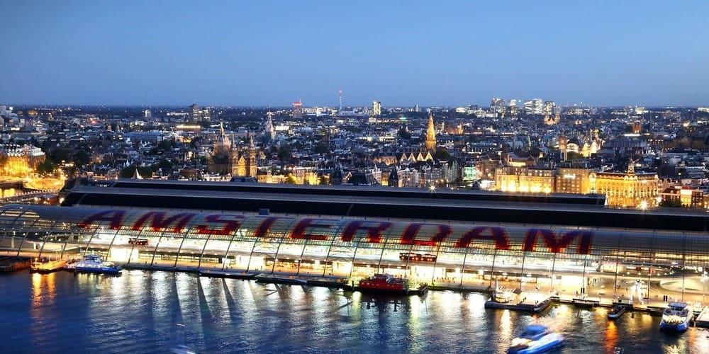 Qué visitar cerca de Amsterdam Centraal