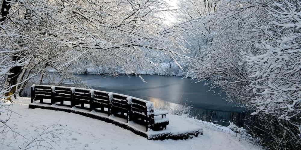 Clima y tiempo en Ámsterdam en invierno