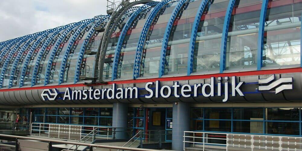 Rutas más populares de la estación de la capital holandesa