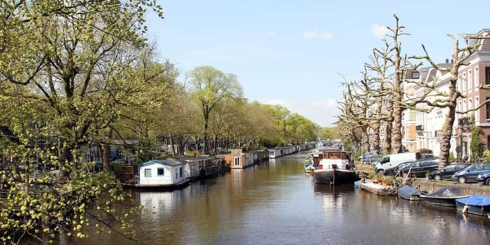 El tiempo en Ámsterdam en verano