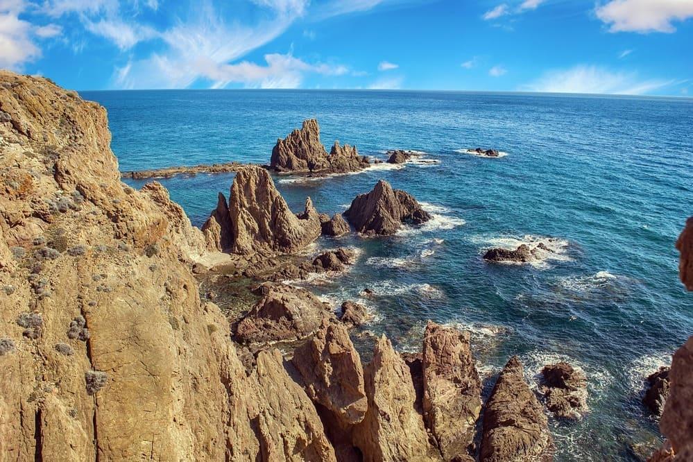 Cabo de Gata arrecife