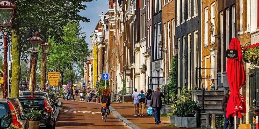 Los mejores barrios de Ámsterdam - Barrio Jordaan