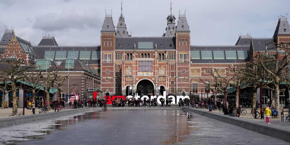El barrio de los museos en la capital de Países Bajos
