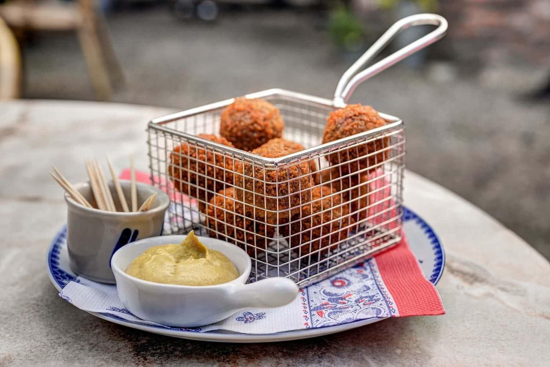 Los 15 mejores platos de comida típica de Ámsterdam, Holanda