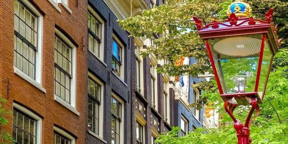 Barrio Jordaan, una de las mejores zonas en donde alojarse en Ámsterdam