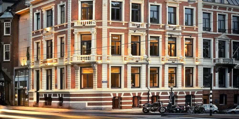 Dónde dormir en Ámsterdam barato
