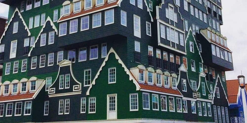 Donde dormir en la capital de Países Bajos - mejores zonas y hoteles baratos