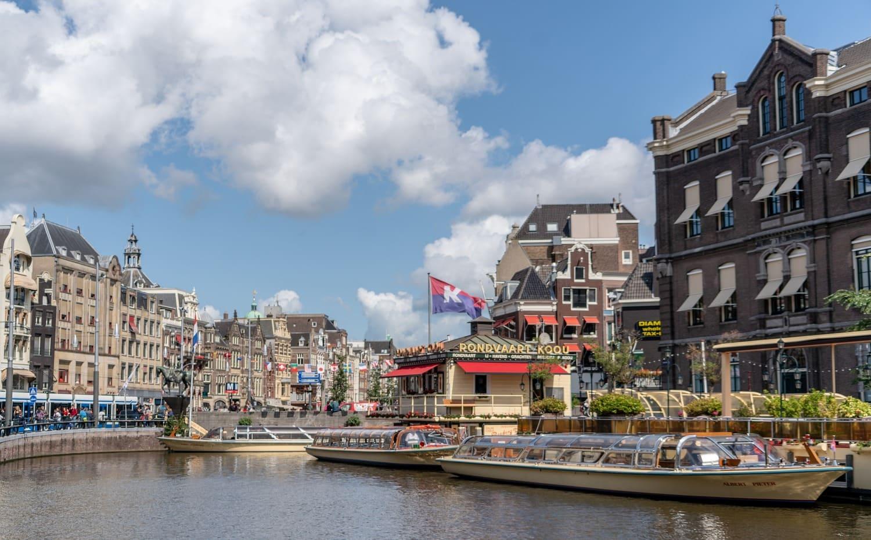 Casa de Ana Frank en Ámsterdam