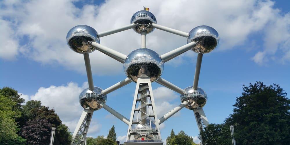 El Atomium es el símbolo por excelencia de Bélgica