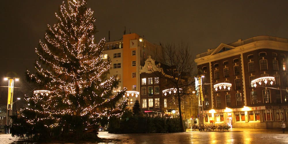 Qué hacer en fin de año en Ámsterdam
