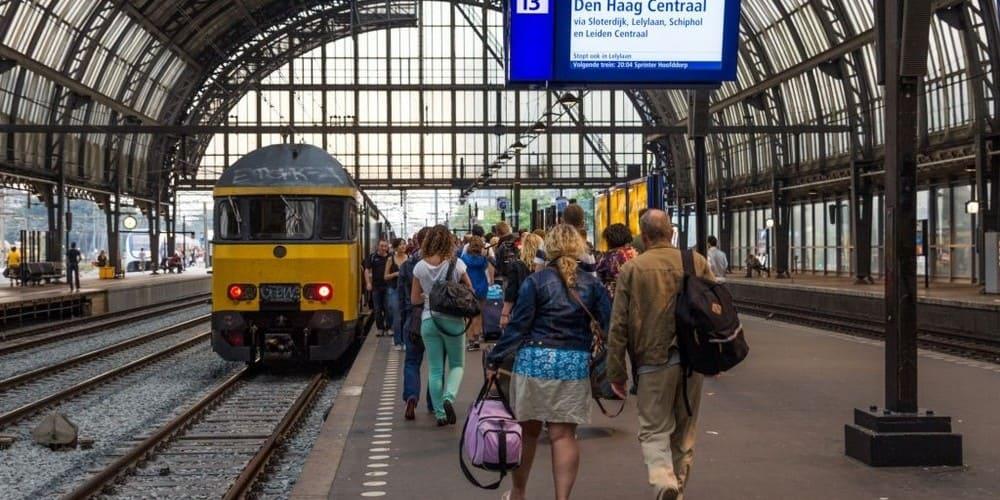 Qué visitar en un fin de semana en Ámsterdam - Estación Centraal