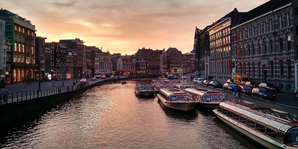 Sábado y domingo en la capital de los Países Bajos