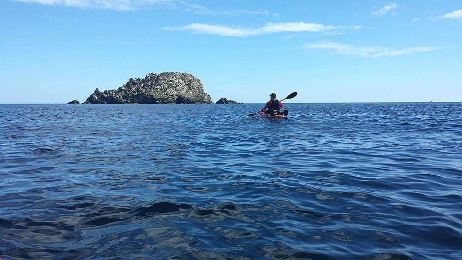 Ruta de los piratas en Kayak en Cabo de Gata