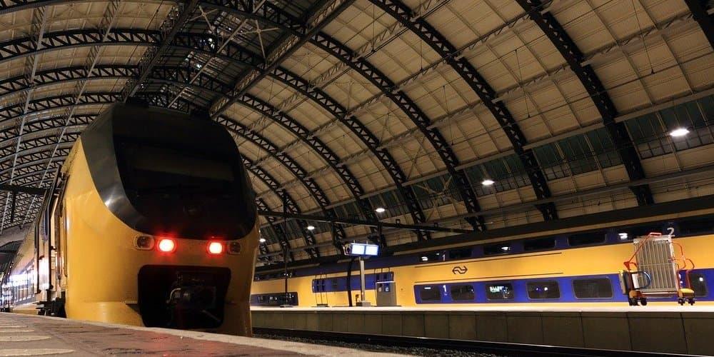 Estación Central de Ámsterdam