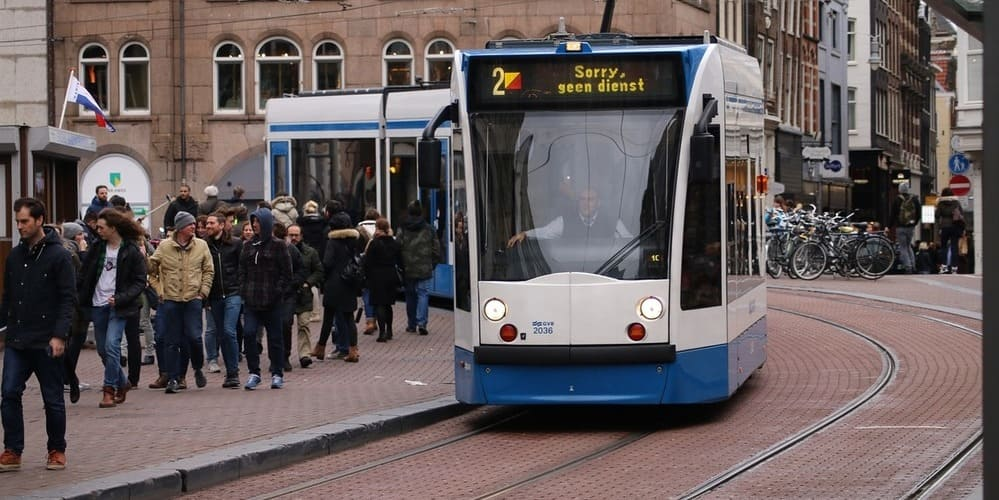 ¿Ámsterdam es caro o barato? Precios del transporte público