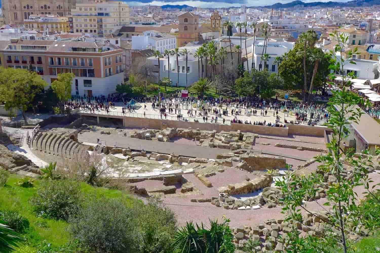 Los 9 monumentos de Málaga más importantes
