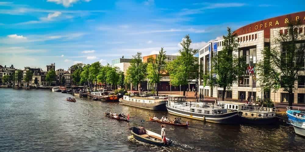 Historia e importancia de la Ópera de Ámsterdam