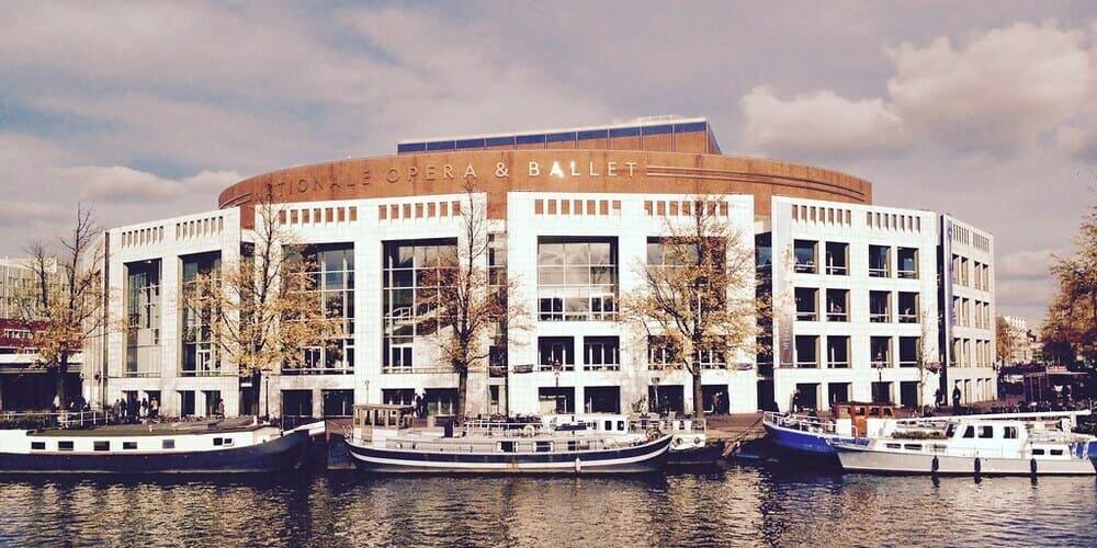 Cómo llegar a la ópera de Ámsterdam