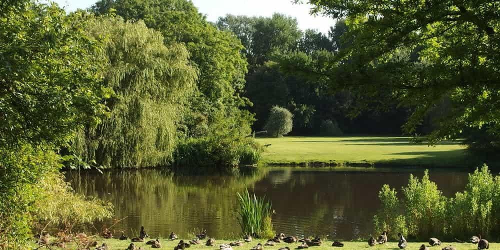 Los parques de la capital holandesa más bonitos
