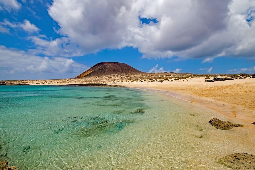 Playa Francesa de La Graciosa
