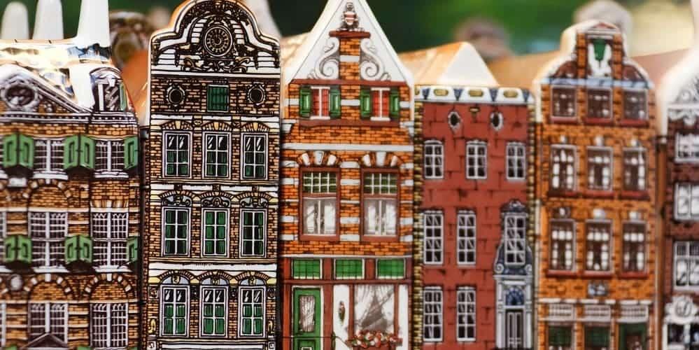 Mejores souvenirs de la capital de Países Bajos