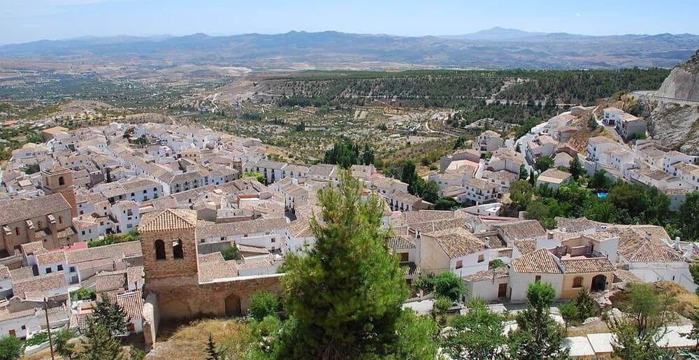 Los pueblos de Sierra de María son una parada imprescindible en una ruta por la zona.