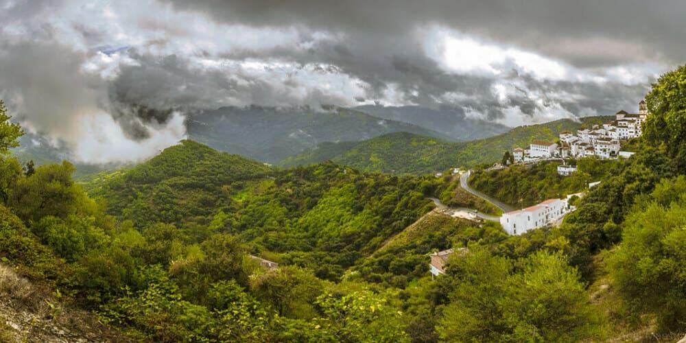 lugares que visitar en Málaga - El Valle del Genal