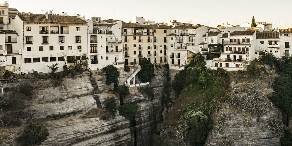 Ronda, uno de los pueblos más bonitos de Andalucía
