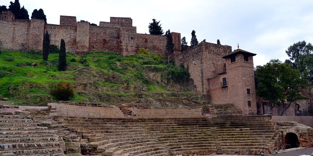 Teatro Romano en Andalucía
