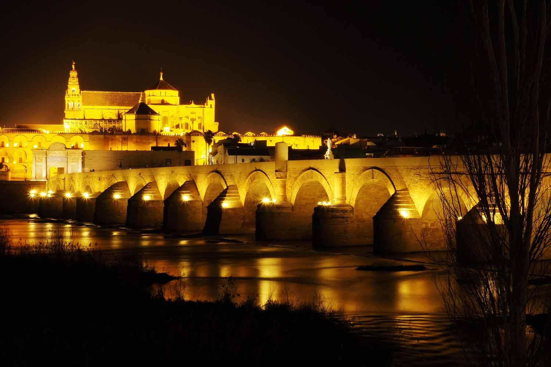 Visita nocturna a la Mezquita de Córdoba