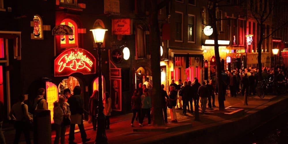 El Barrio Rojo, un imprescindible de Ámsterdam