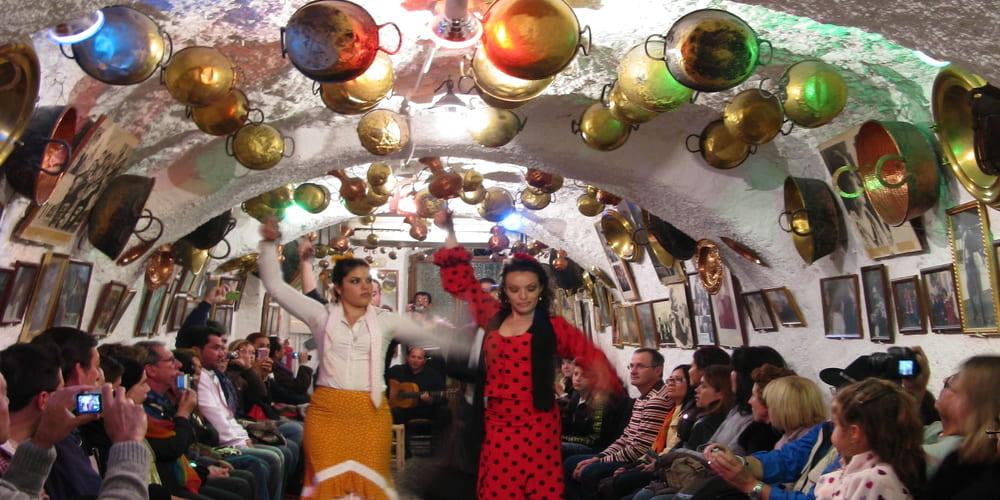 Cuevas de flamenco en Granada para un espectáculo único