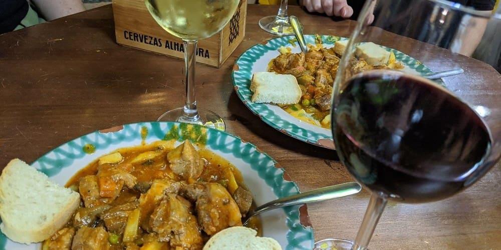 Dónde Comer En Granada De Tapas Y Mejores Restaurantes Kolaboo
