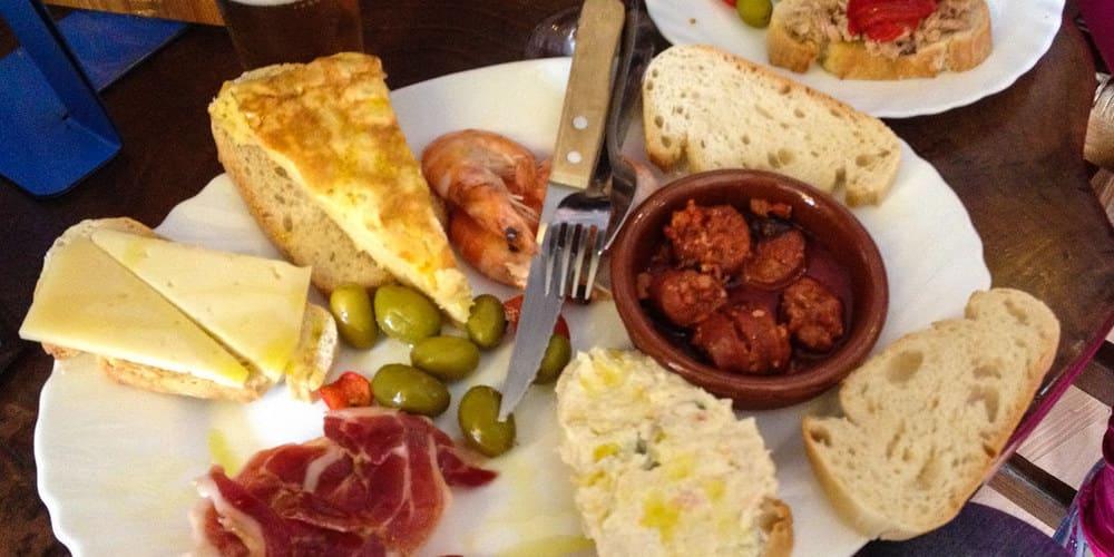 donde comer en Granada de tapas y bien - mejores restaurantes y bares